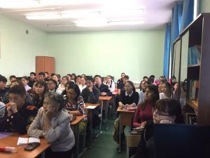 В ТувГУ прошло 78-ое заседание городского алгебраического семинара