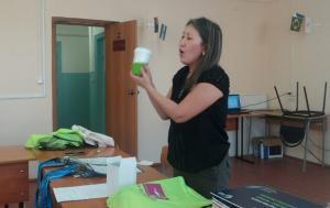 В ТувГУ наградили школьников-призеров Олимпиады по немецкому языку